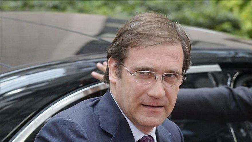 Passos Coelho dice que asumirá sus responsabilidades también en la oposición