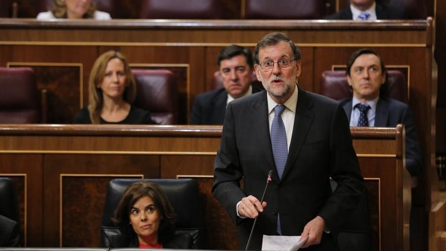 """Rajoy espera aprobar los PGE pero se muestra """"prudente"""" sobre sus apoyos: Haremos un esfuerzo hasta el último minuto"""