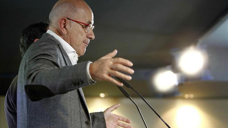 Duran pide disculpas por la alusión de UDC a la sede embargada de CDC