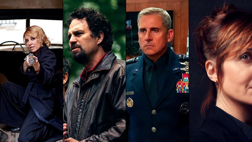 Cuatro de las 25 series más destacadas de mayo