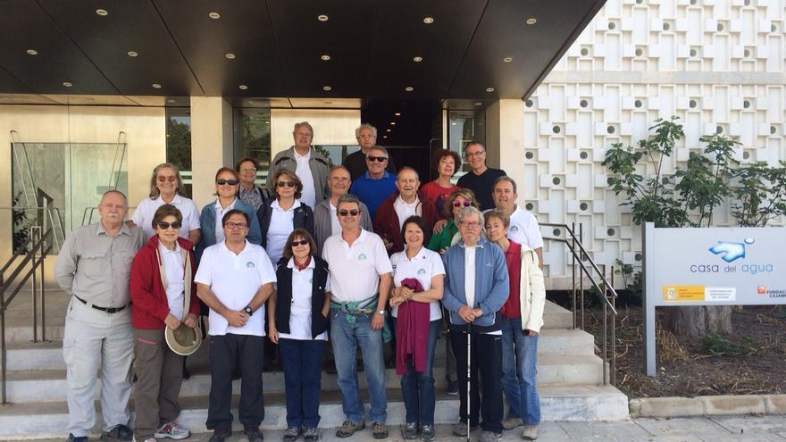 La rehabilitación de la Casa del Agua de Santomera está cofinanciada con fondos FEDER