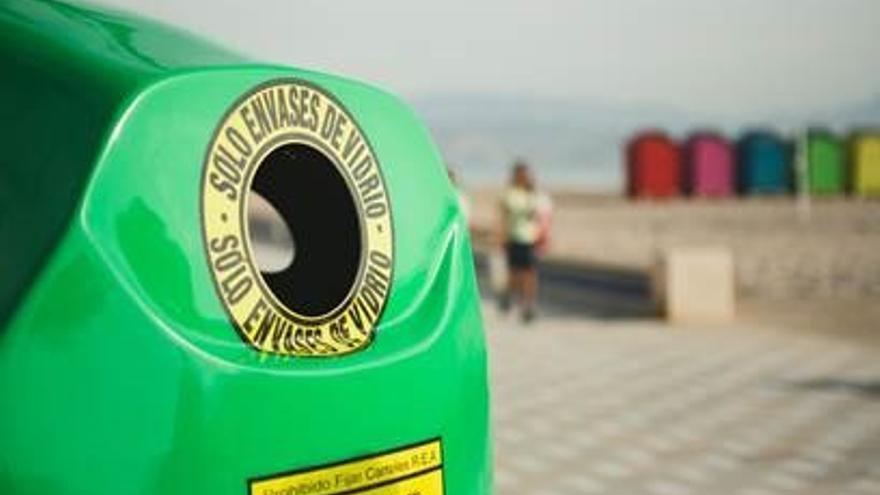 El reciclaje de vidrio en Euskadi crece un 3% y supera las 31.330 toneladas entre enero y junio