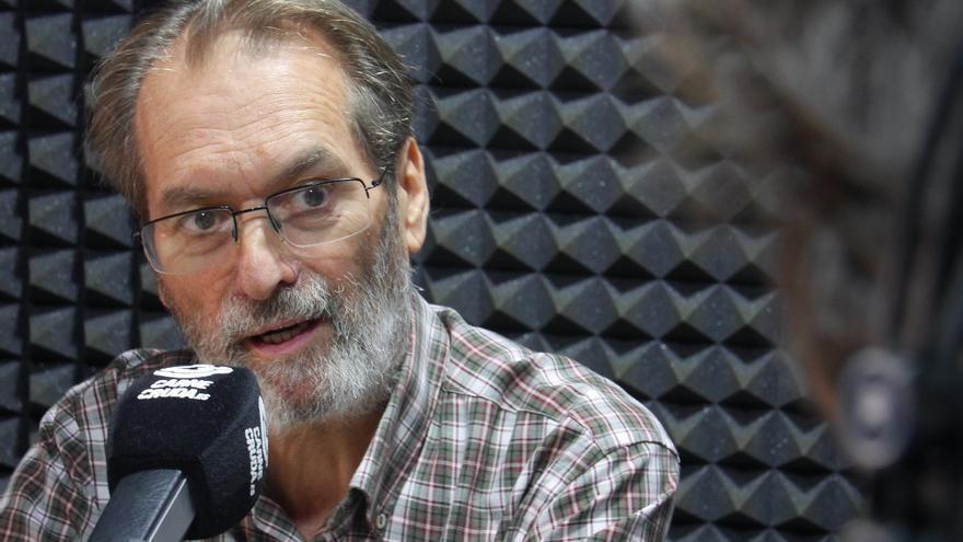 Andreu Missé en Carne Cruda