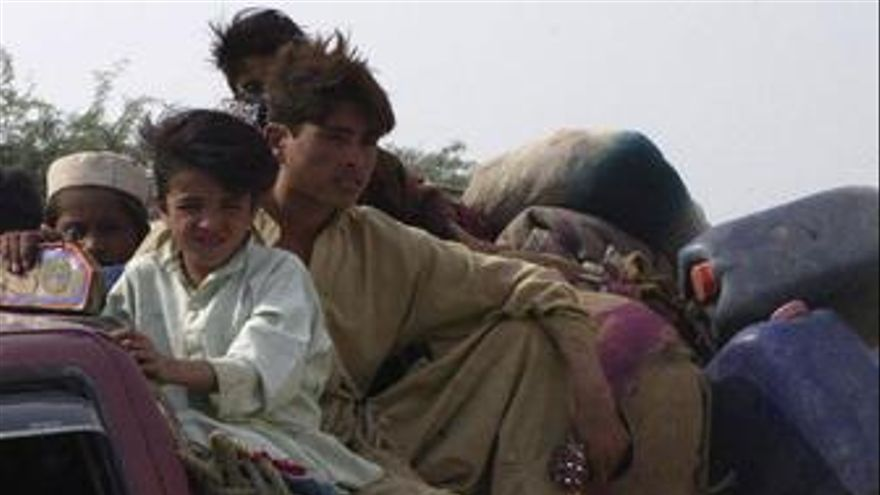 El Ejército de Pakistán prosigue su lucha contra los talibán paquistaníes en el noroeste del país