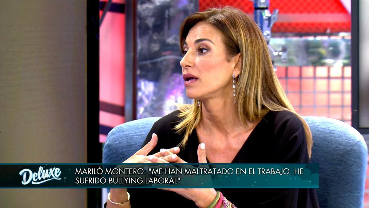 Mariló Montero en 'Sábado Deluxe'