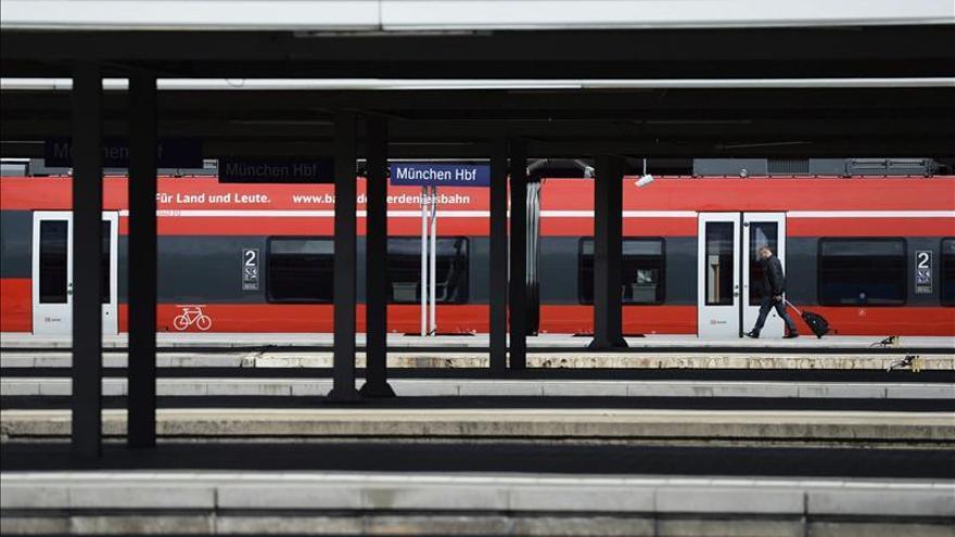 Los maquinistas alemanes evalúan la oferta de la patronal en medio de la huelga