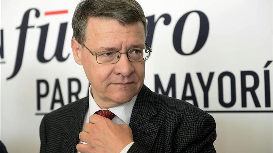 Jordi Sevilla: No cabe, sensatamente, pensar que se van a poder bajar impuestos
