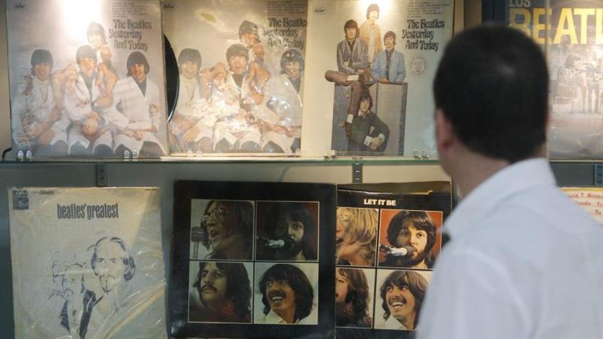 """Cincuenta años de """"Let It Be"""", símbolo del ocaso de The Beatles"""
