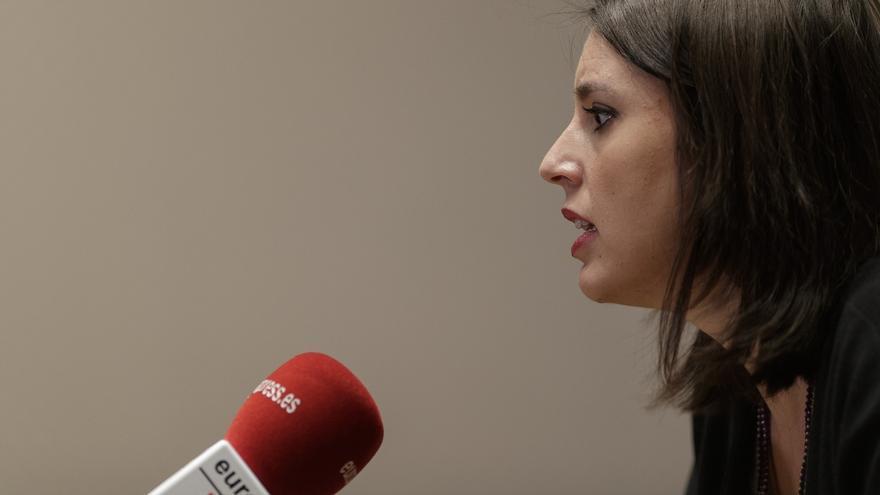 """Montero defiende la propuesta de Iglesias para Vistalegre II y dice que la de los 'errejonistas' """"no tiene sentido"""""""