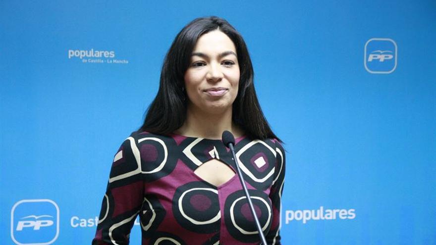 La diputada regional del PP Claudia Alonso / Europa Press