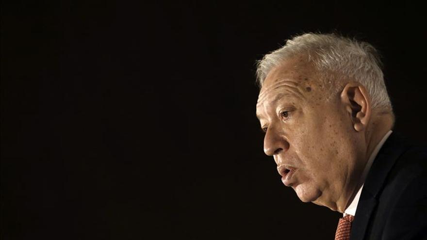 García-Margallo insiste en que nadie ha pedido a España tropas para Siria
