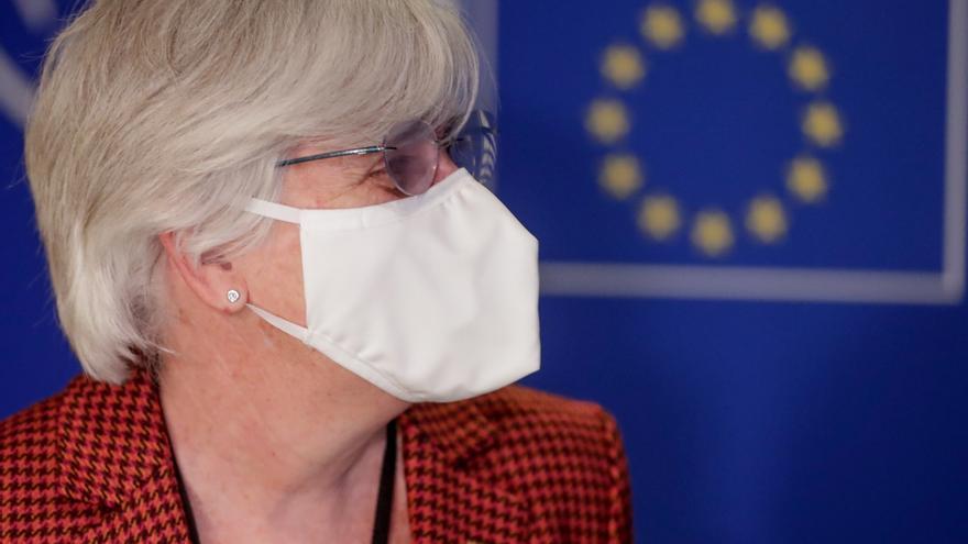 Ponsatí se queja al presidente del PE por UN error en su informe de suplicatorio