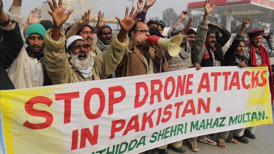 Los drones mataron a 150 civiles en Pakistán entre 2006 y 2009, según un informe