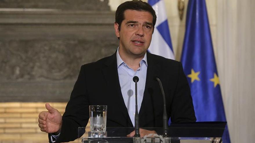 Tsipras anuncia la reforma de la ley electoral para eliminar bonus de 50 escaños al ganador