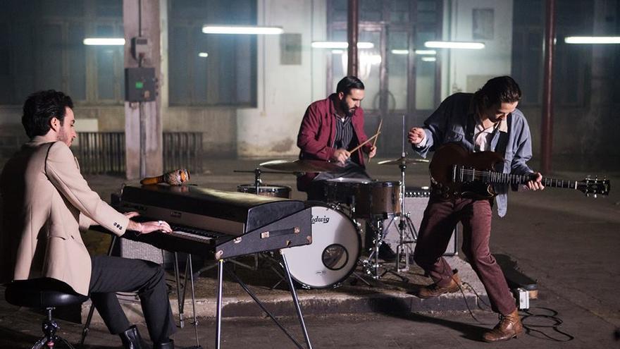 Escena del videoclip de Polock, presentado en la Mostra Viva del Mediterrani