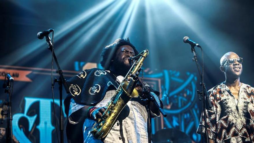 Kamasi Washington, en un Jazzaldia con The Pretenders, Bryan Ferry y Shorter