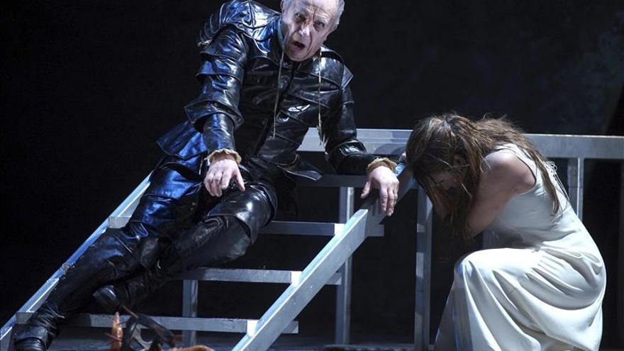 """Leo Nucci vuelve a hacer un """"bis"""" en el Real con su imbatible Rigoletto"""