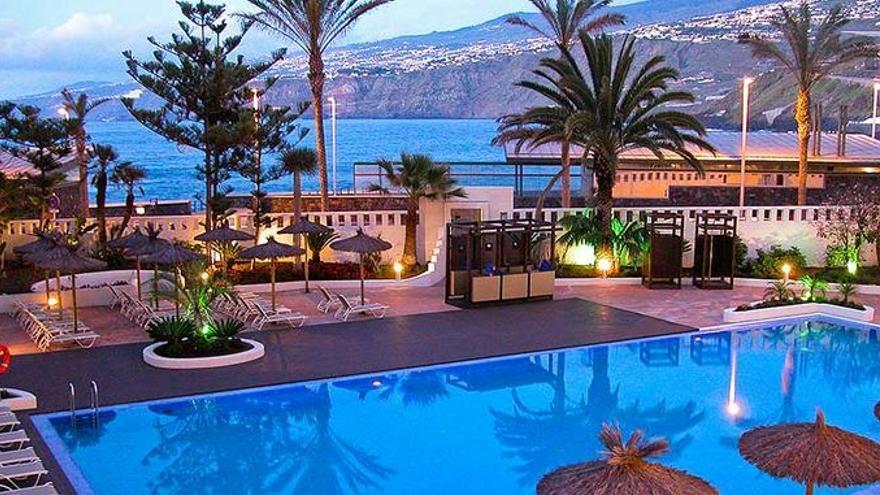 Hotel Sol Costa Atlantis, en Puerto de la Cruz / Foto de Meliá Hotels International,