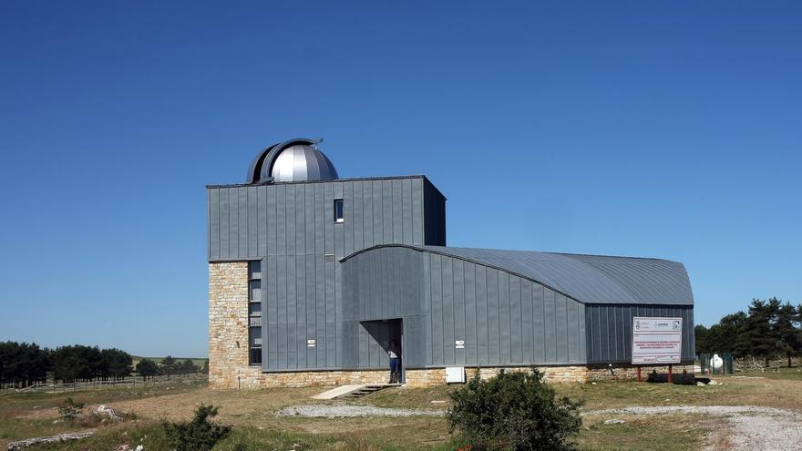 El Observatorio Astronómico de Cantabria recibe 2.900 visitantes en cinco meses
