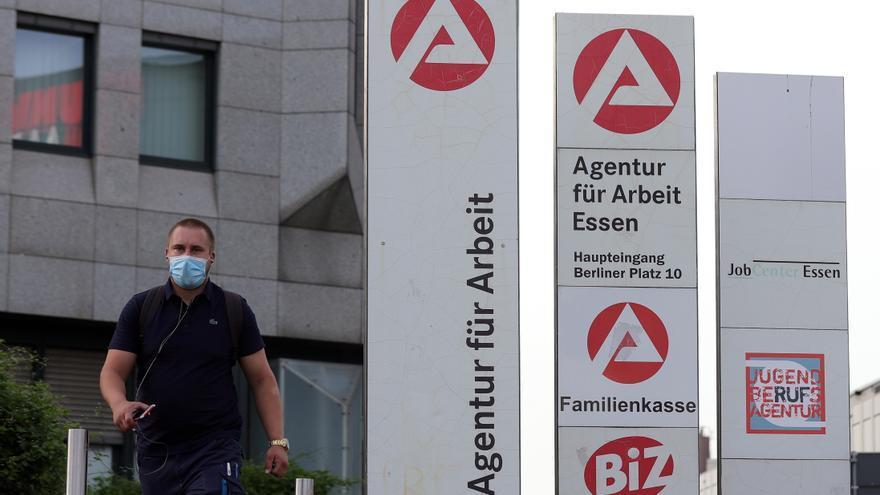 El índice de desempleo en Alemania cae al 6,0 % en abril