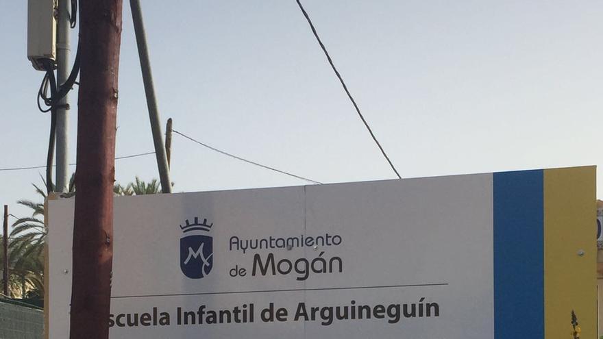 Escuela Infantil de Arguineguín.