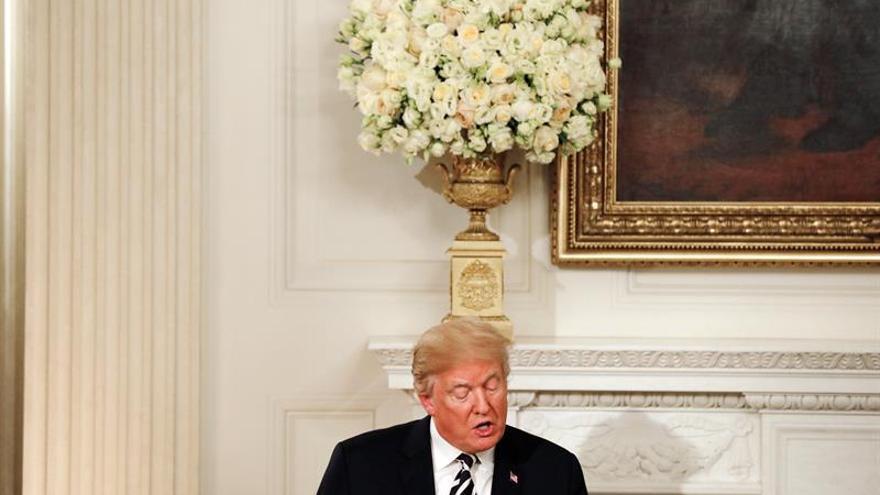 Trump recibirá al presidente de Portugal el 27 de junio en la Casa Blanca