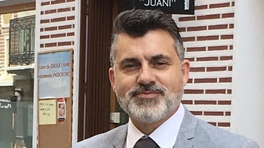 Juan Antonio Lorca, director del ICARM