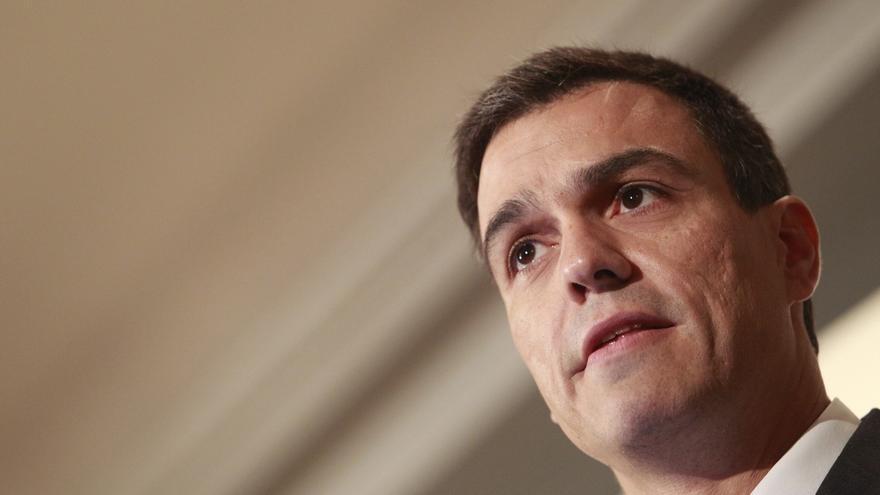 """Sánchez ironiza sobre la posibilidad de acuerdo anticorrupción con el PP: """"¿En qué planta de Génova firmo yo el pacto?"""""""