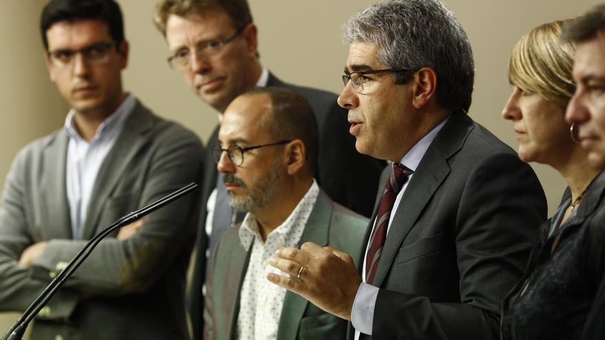 """Homs asegura tener """"previsto"""" qué hará si el Tribunal Supremo le inhabilita"""