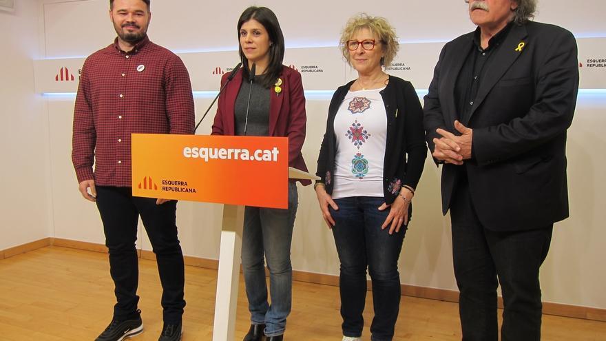 """ERC anuncia su enmienda a la totalidad a los PGE ante la falta de """"gestos"""" de Sánchez"""