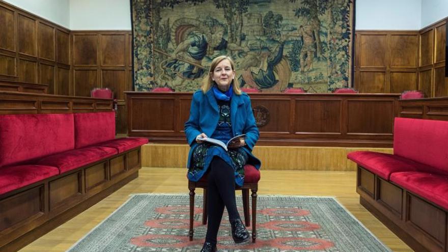 María Elósegui, la jueza española en Estrasburgo