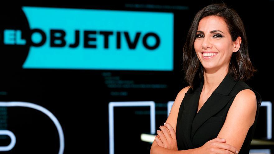 Ana Pastor en 'El Objetivo' de laSexta