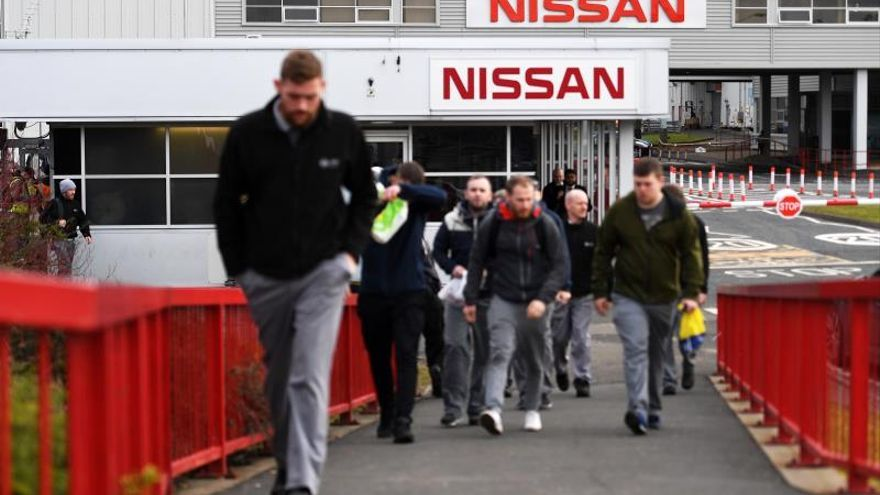 Nissan se desprenderá de más de 12.500 trabajadores hasta 2023