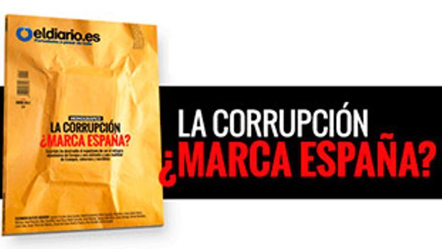 La corrupción ¿marca España?