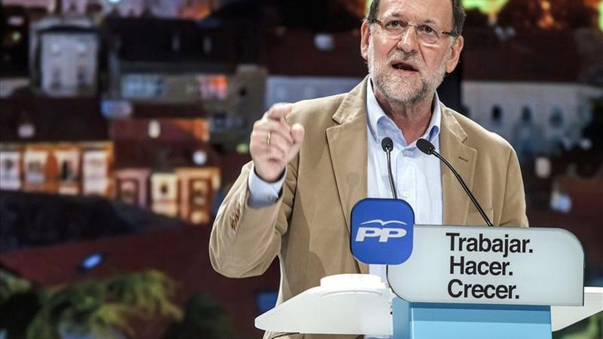 El PP ve a Ciudadanos débil, escondiendo candidatos, y a la izquierda crispada