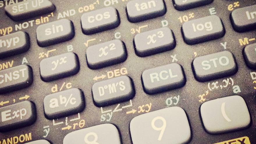 Matemáticas. Foto: Chris de Kok / Flickr