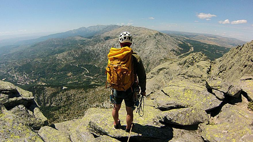 Mochila Alpinisto 35 Gregory