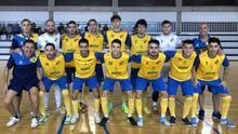 El Gran Canaria FS presentará un ERTE