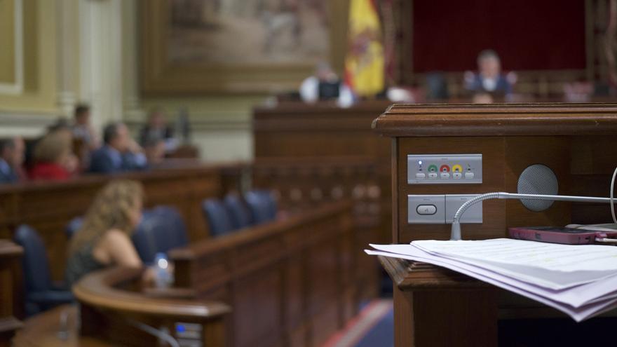 Escaño en el Parlamento de Canarias