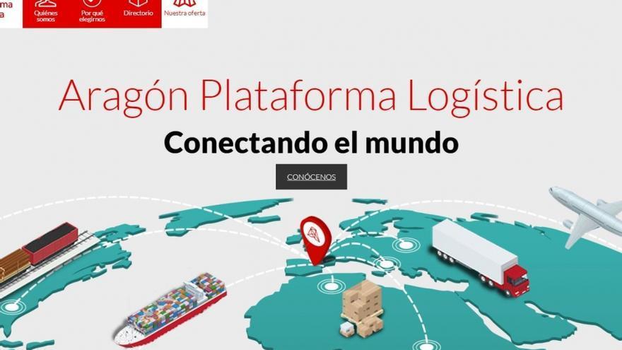Las cuatro plataformas logísticas aragonesas se agrupan desde 2017 bajo el paraguas de la marca Aragón Plataforma Logística