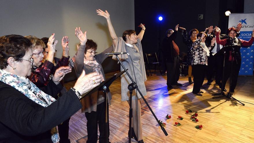 Blanca Marsillach y Obra Social la Caixa llegan a Santander con un proyecto para involucrar a mayores en artes escénicas