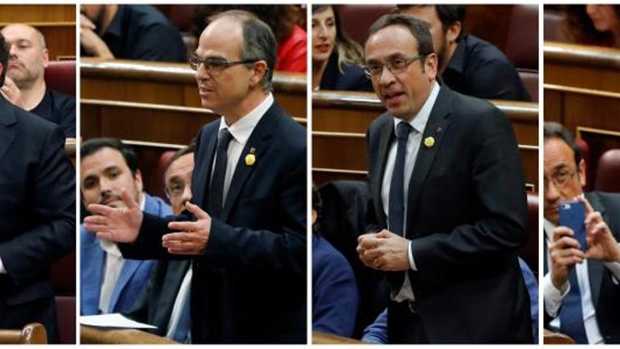 ERC pide a la Mesa que reconsidere la suspensión y la acusa de extralimitarse