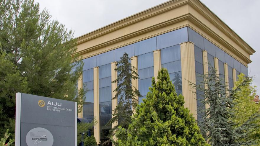 La sede del Instituto Tecnológico del Juguete (AIJU) en Ibi (Alicante)