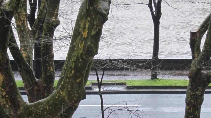 Suspendido el Pleno de San Sebastián y la Mesa de Crisis activa por las inundaciones