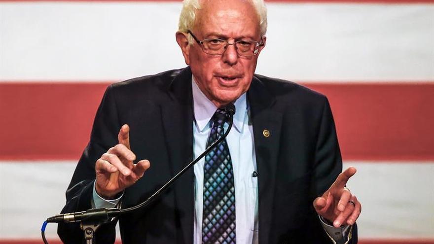 Bernie Sanders se impone a Clinton en los caucus demócratas de Maine