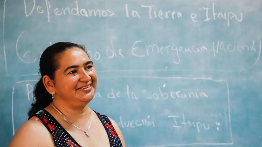 Teodolina Villalba, transformación femenina de la lucha campesina paraguaya