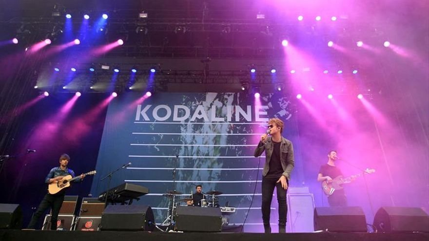 La banda Kodaline se suma al cartel del festival portugués NOS Alive