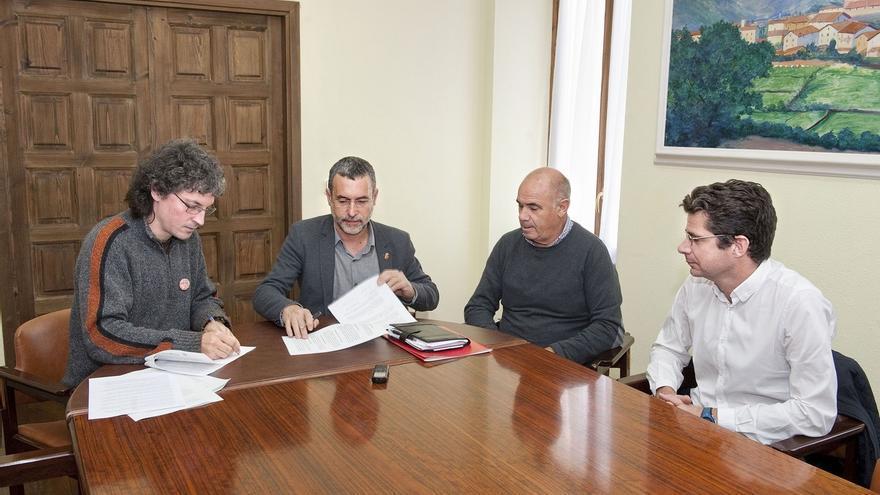 El Ayuntamiento de Baztan, primera entidad local en ser declarada colaboradora del programa 'Bolsa de alquiler'
