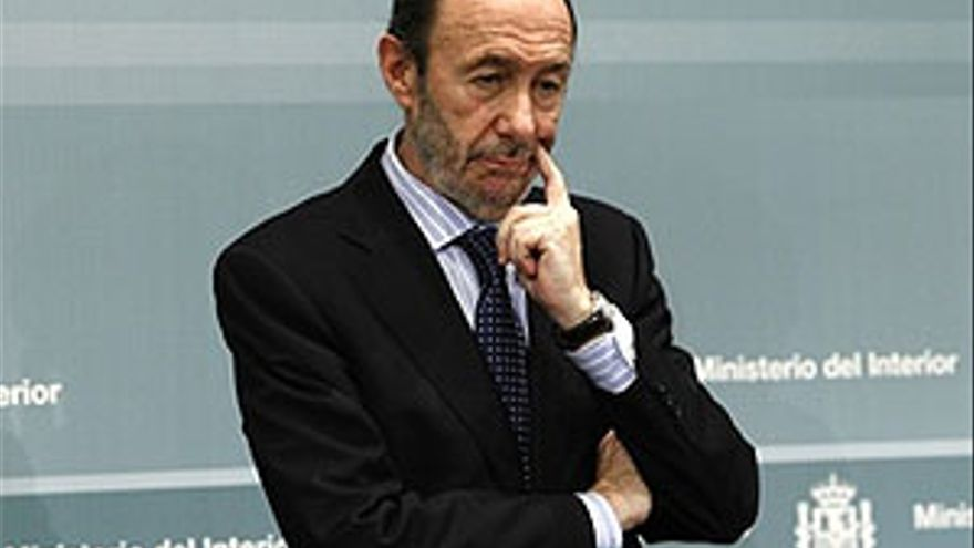 Alfredo Pérez Rubalcaba. (EUROPA PRESS)