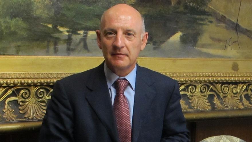 El presidente del TSJCM, Vicente Rouco